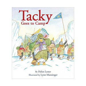 Tacky the Penguin : Tacky Goes to Camp (Paperback)