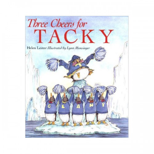 Tacky the Penguin : Three Cheers for Tacky (Paperback)