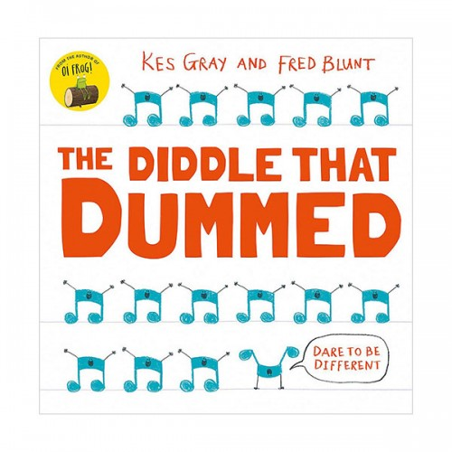 The Diddle That Dummed (Paperback, 영국판)
