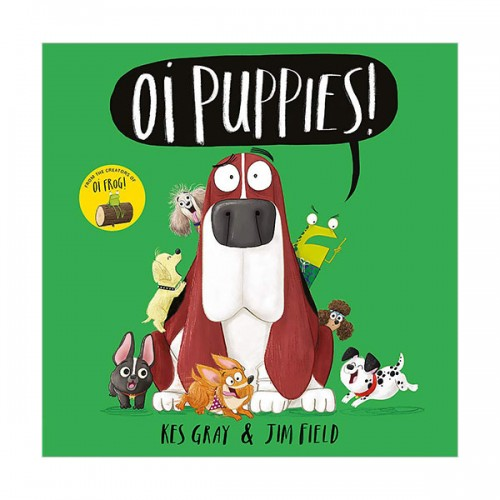 Oi Frog and Friends : Oi Puppies! (Paperback, 영국판)