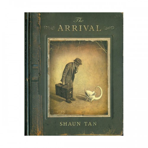 The Arrival (Paperback, 영국판)