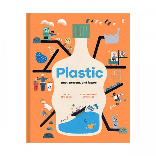 [★여성의 날] Plastic : past, present, and future (Hardcover, 영국판)