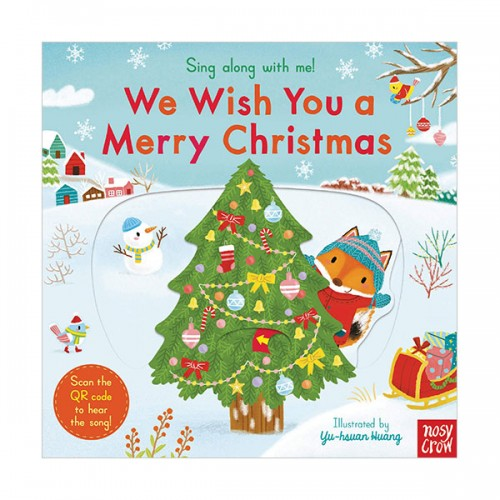 Sing Along With Me! We Wish You a Merry Christmas (Board book, 영국판)