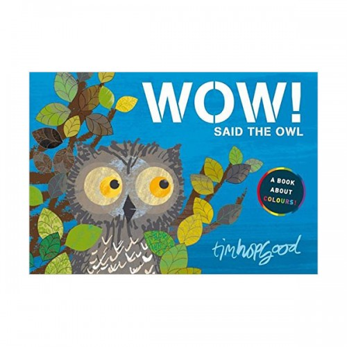 WOW! Said the Owl (Paperback, 영국판)