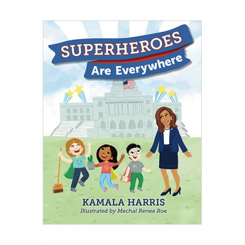 Superheroes Are Everywhere (Hardcover)