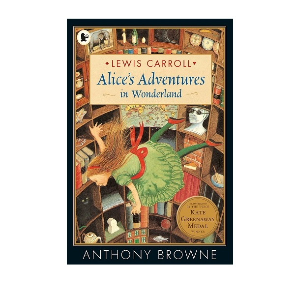 [가격인하] Alice's Adventures in Wonderland (Paperback, 영국판)