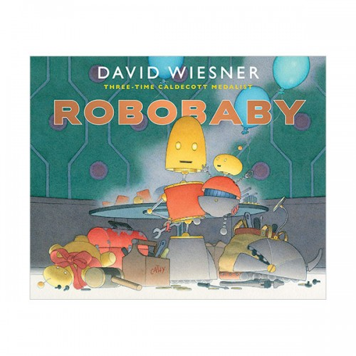 Robobaby (Hardcover)