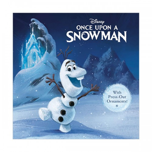Disney Frozen : Once Upon a Snowman (Paperback)