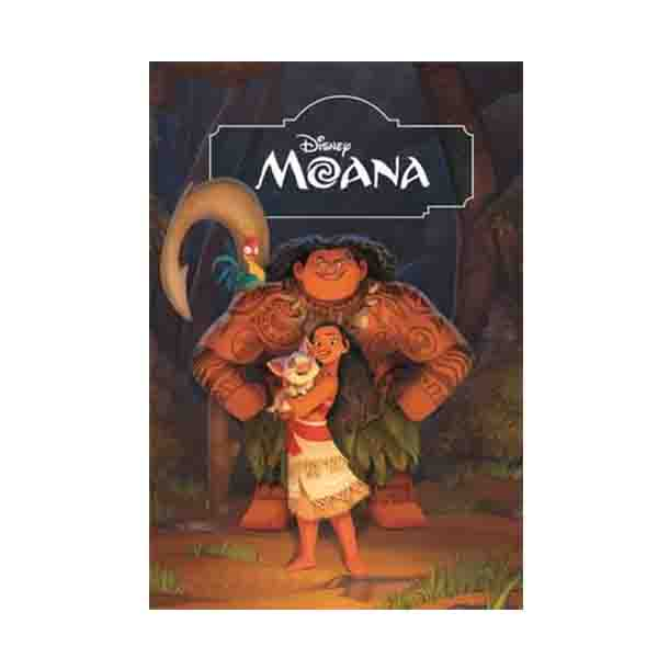 [특가] Disney Moana (Hardcover)