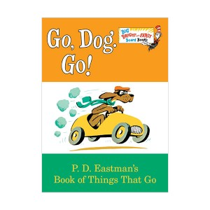 Big Bright & Early Board Book : Go, Dog. Go! (Board book)
