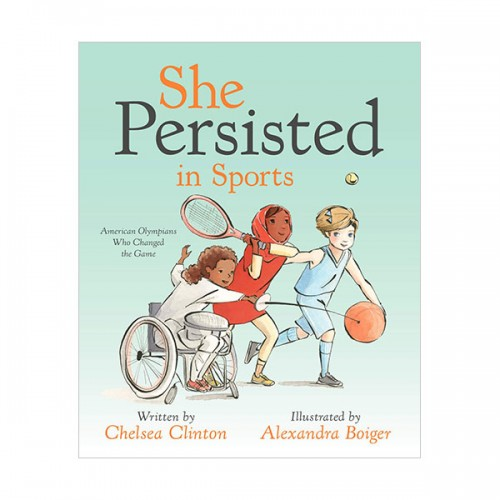 She Persisted in Sports : American Olympians Who Changed the Game (Hardcover)