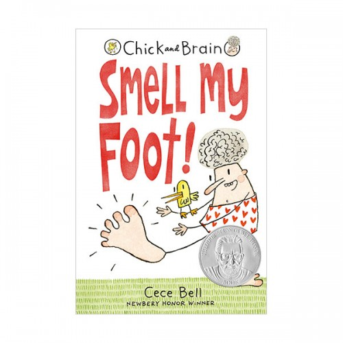Chick and Brain : Smell My Foot! (Hardcover)