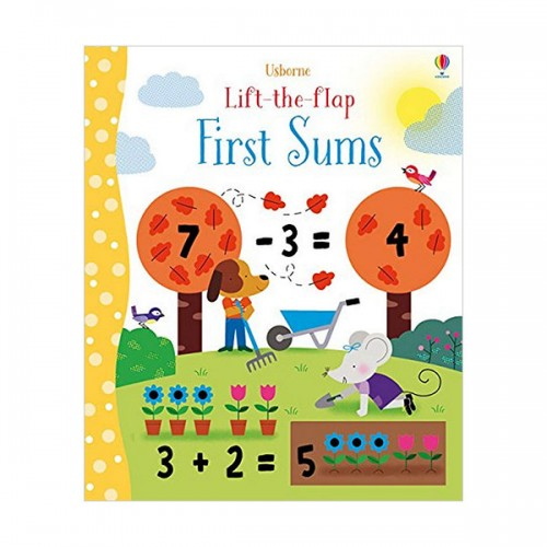 Lift-the-Flap First Sums (Board book, 영국판)