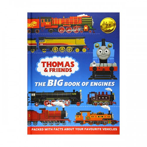 Thomas & Friends : The Big Book of Engines (Hardcover, 영국판)