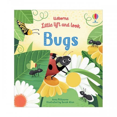 Little Lift and Look Bugs (Board book, 영국판)