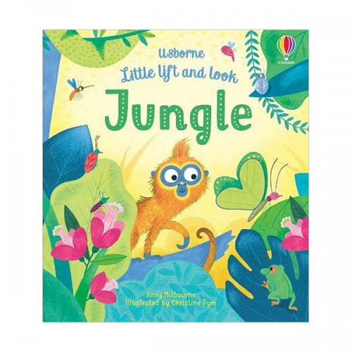 Little Lift and Look Jungle (Board book, 영국판)