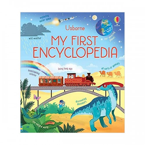 My First Book : My First Encyclopedia (Hardcover, 영국판)