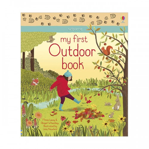 My First Book : My First Outdoor Book (Board book, 영국판)