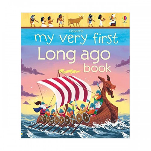 My First Book : My Very First Long Ago Book (Board book, 영국판)