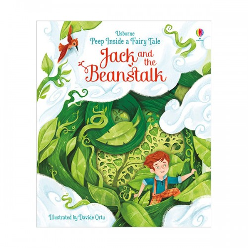 Peep Inside a Fairy Tale : Jack and the Beanstalk (Board book, 영국판)
