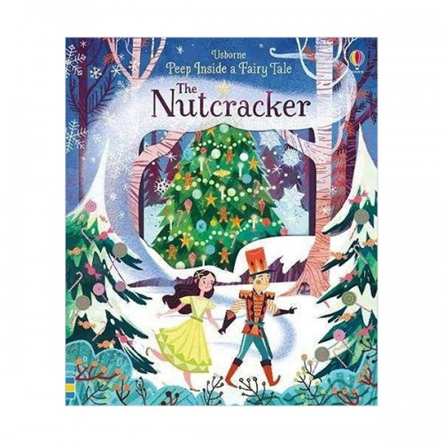 Peep Inside A Fairy Tale : The Nutcracker (Board book, 영국판)