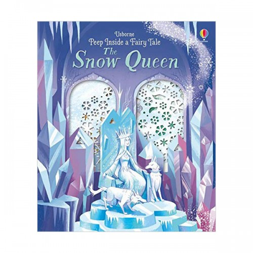 Peep Inside a Fairy Tale : Snow Queen (Board book, 영국판)