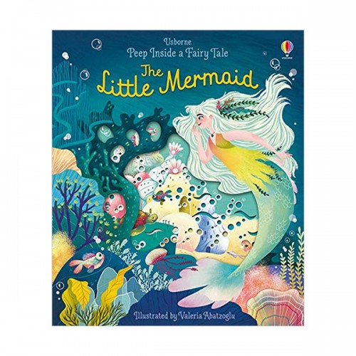 Peep Inside a Fairy Tale : The Little Mermaid (Board book, 영국판)