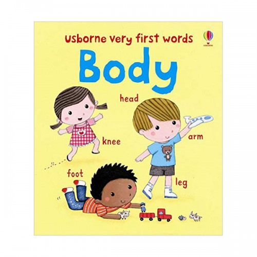 Usborne Very First Words : My Body (Board book, 영국판)