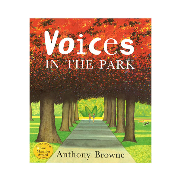 Anthony Browne : Voices in the Park (Paperback, 영국판)