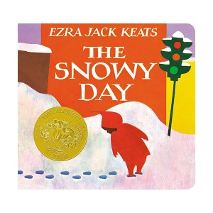 [1963 칼데콧] The Snowy Day (Board Book)