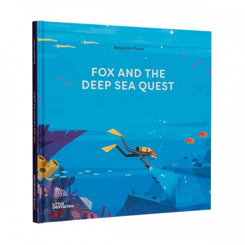 Fox and the Deep Sea Quest (Hardcover)