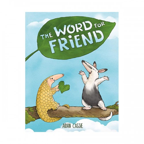 The Word for Friend (Hardcover)