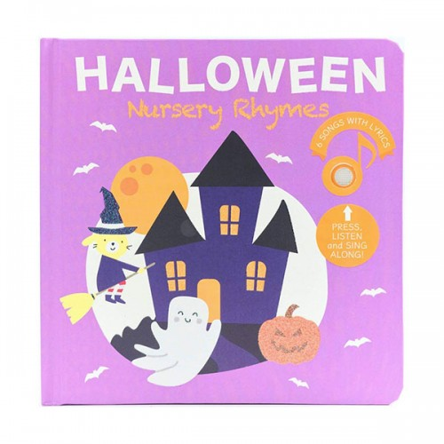 Halloween Nursery rhymes (Board book, Sound book)