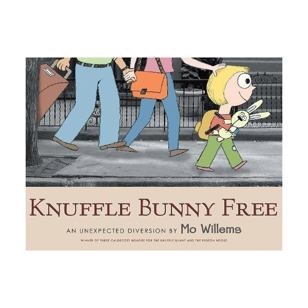 Mo Willems : Knuffle Bunny Free : An Unexpected Diversion (Paperback, 영국판)