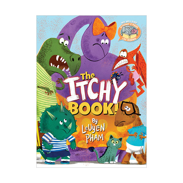 Elephant & Piggie Like Reading! The Itchy Book! (Hardcover)