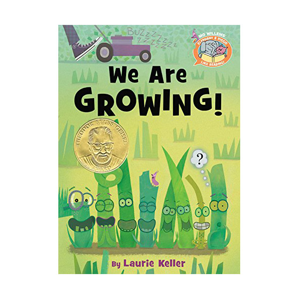 Elephant & Piggie Like Reading! We Are Growing! (Hardcover)