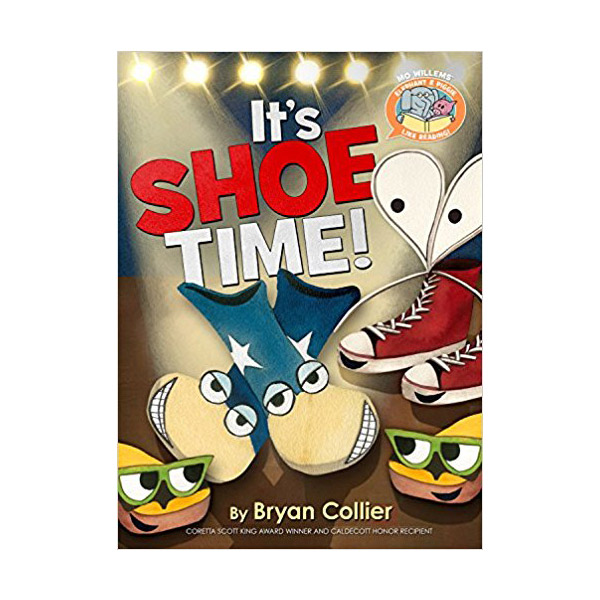 Elephant & Piggie Like Reading! It's Shoe Time! (Hardcover)