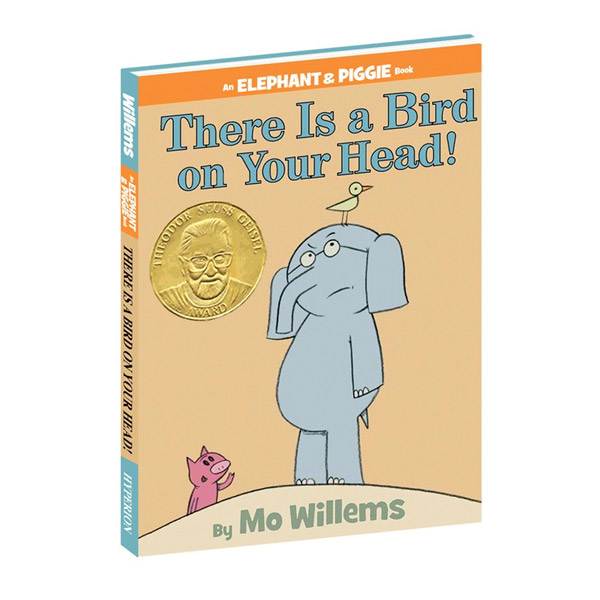 Elephant and Piggie : There Is a Bird on Your Head? (Hardcover)