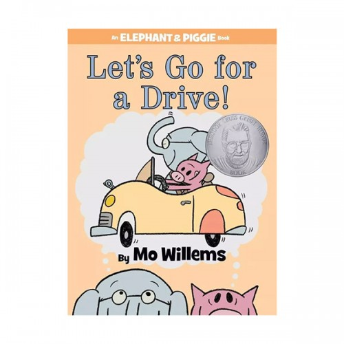 Elephant and Piggie : Let's Go for a Drive! (Hardcover)
