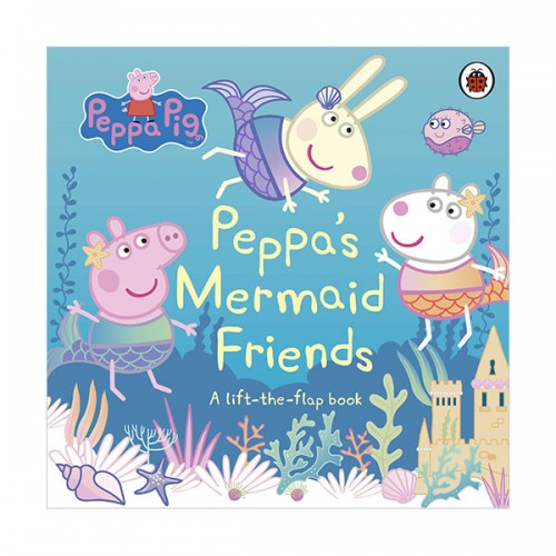 Peppa Pig : Peppa's Mermaid Friends (Board book, 영국판)