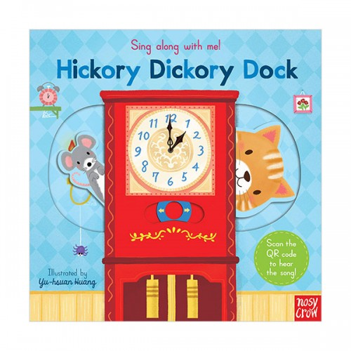 Sing Along With Me :  Hickory Dickory Dock (Board book, 영국판)