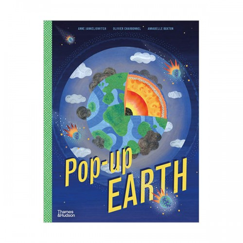 Pop-up Earth (Hardcover, 영국판)