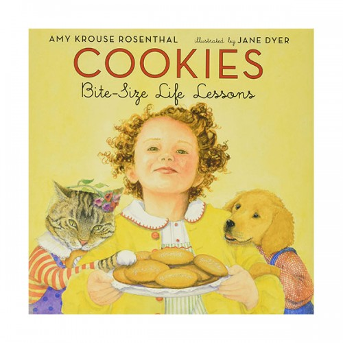Cookies : Bite-Size Life Lessons (Board book)