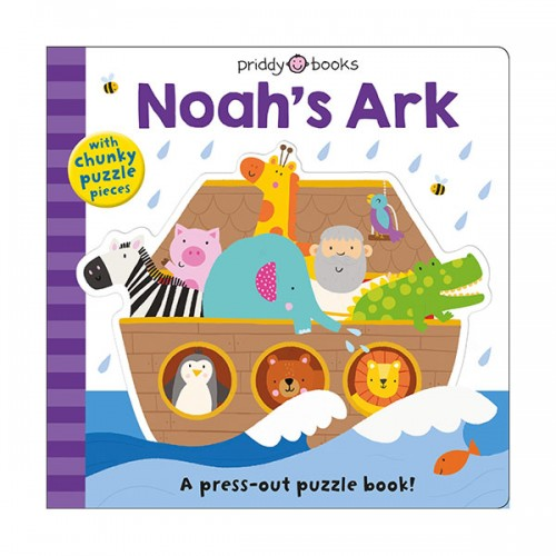 Puzzle and Play : Noah's Ark (Board book)