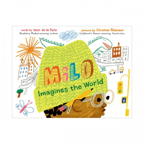 Milo Imagines the World (Hardcover)
