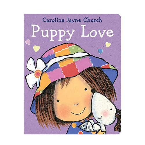 Puppy Love (Padded Board book)