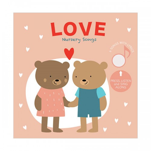 Love Nursery Songs (Board book, Sound book)