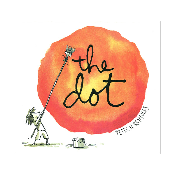 [베스트★] Creatrilogy : The Dot (Paperback, 영국판)