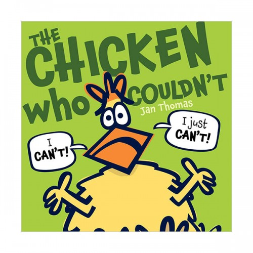 The Chicken Who Couldn't (Hardcover)