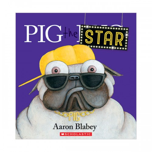 Pig the Star (Book & CD)